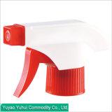 Resistentes a produtos químicos de limpeza doméstica Pulverizadores de detonação para garrafas de spray