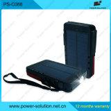 Lampe de poche d'urgence Chargeur solaire portable Téléphone