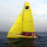 CCSによって証明されるFRPの外皮のMonohullのスポーツのヨット