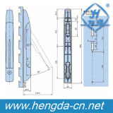 Yh9529 Alta Cofre Plane Lock Compartimento eléctrico Plane Lock
