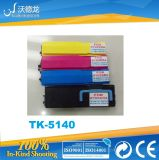 Nuevo toner coloreado Tk5140/5142 construido de la copiadora para el uso en Taskalfa M6030cdn/M6530cdn