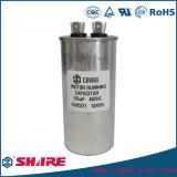 Condensador Sh del acondicionador de aire de la corrida del comienzo del motor de Cbb65 450V