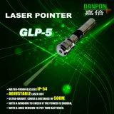 Brillante estupendo del puntero verde del laser de Danpon