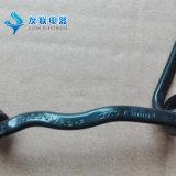 Cabos distribuidores de corrente retráteis de mola espiral do cabo da alta qualidade
