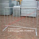 Galvanized/PVCは道に一時に塀の囲うこと鳴いた制御障壁の塗った