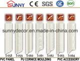 Cornisa de la espuma de la decoración Products/PU del poliuretano para la decoración