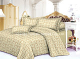Poly Bedding Sets tecido alto peso adulto