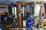 Cerveza vestida de la cerveza del arte que sirve a tanque brillante el acero inoxidable 304