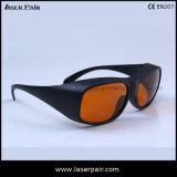 30% Overbrenging van Groen & Nd: De Bril van de Veiligheid van de Laser YAG/de Beschermende brillen van de Bescherming van de Laser (GTY 200540nm & 9001100nm) met Frame 33