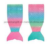 Tiras Imprimir Multi-Color Mermaid cobertores