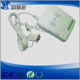 Lector / gravador de cartões RFID RS232 / USB de 13,56 MHz sem contato