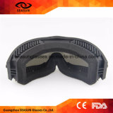 Mode Style Airsoft Lunettes de sécurité TPU Frame Material Safety Military Eye Glasses