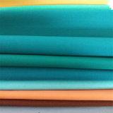 Plain tecidos tecidos de forro de bolso com tintas de cores sólidas