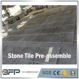 Azulejos de piedra Polished naturales del granito para el suelo/el suelo y la pared