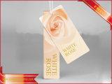 Étiquette d'étalage de bijou estampée par prix à payer de papier de vêtement