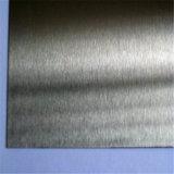 Blad Ba Nr 4 van het Roestvrij staal van de Leverancier AISI430 van China eindigt het Materiële met de Deklaag van pvc