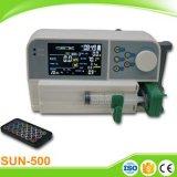 """Veterinärgebrauch-medizinische Spritze-Pumpe mit 4.3 """" LCD der Bildschirmanzeige und Fernfunktion"""