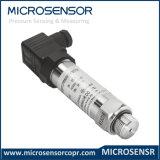 Transmetteur de pression IP65 intelligent en acier inoxydable Mpm4730
