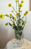 Handmade 꽃 꽃다발 화병