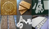 Couteau de découpage de gravure du bois de commande numérique par ordinateur de la Chine pour métiers d'industrie de publicité de petits à vendre