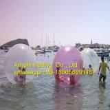Bola clasificada humana del hámster/bola que recorre del agua/bola inflable del agua