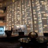 False Perforated Plafond Plafond en aluminium Plafond en métal avec haute qualité