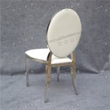Wedding Party Hotel Stainless Steel Dining Chair (YC - ZS48)