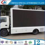 Gute Verwendung 4*2 LED Bildschirm-LKW für Verkauf bekanntmachend