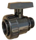 Шариковый клапан соединения PVC