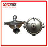衛生ステンレス鋼は調節する一定した圧力弁(XS-CPRV07)を