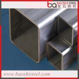 Квадрат и прямоугольная стальная труба для строительных материалов
