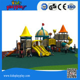 Acessórios para parque infantil Kids Plastic Playhouse Entertainment Equipment