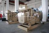 Ouvrir le type générateur marin de 480V/280V 60Hz 1800rpm 100kw sans certificat
