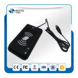 POS 13,56 14443 RFID Chip SIM USB Leitor e gravador de cartão ACR1281U-K1
