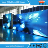 HD P1.667mm Indoo estação de TV LED Tela videowall