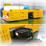 Vehículo de manipulación de materiales pesado de la automatización industrial
