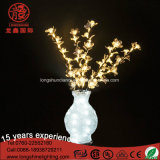 Muliti-Color LED Light Cherry Flower Light pour Décoration