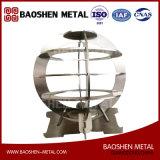 Laser-Ausschnitt-Adler-Metallkunst-Dekoration-Geschenk/Büro/Hauptdekoration-Skulptur
