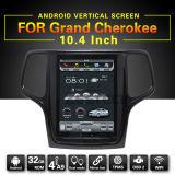 Cherokee grande para a navegação do GPS do carro com BT, DTV, rádio