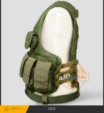 多機能の袋が付いている戦術的なベスト