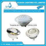 주거를 가진 35W 유리 PAR56 LED 수중 수영풀 빛