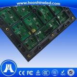 Gute Gleichförmigkeit im Freien P6 SMD3535 Hub75 LED-Bildschirmanzeige-Baugruppe