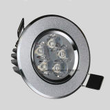lumière en aluminium d'endroit de plafond de 3W DEL avec le certificat de la CE