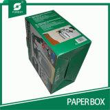 전자 기업 종이 물결 모양 공구 포장 상자