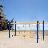 Niza suspensión Diseñado Varios puentes estación de fitness al aire libre