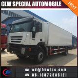 Camion dell'Iveco 12mt 15mt Freezer Cargo Van Cooling Van