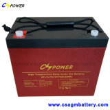 Batterie rechargeable profonde du gel 12V 135ah de cycle de Cspower