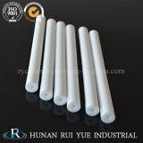 99 tubos de cerámica a prueba de calor del aislador del termocople del alúmina con 2 orificios para el horno