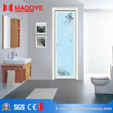 Дверь ванной комнаты типа способа алюминиевая для нутряного украшения