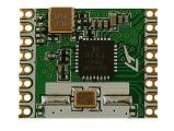 Módulo do RF do transceptor do rádio do módulo Rfm64 315/433m do transmissor e de receptor